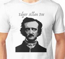 Author Edgar Allan Poe Unisex T-Shirt
