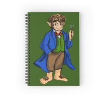 I Am A Baggins of Gallifrey! Spiral Notebook