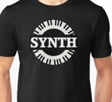 Synth Keyboard Unisex T-Shirt