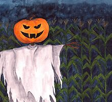 Scarecrow by Michelle Nabours