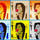 Lady Rose -  popart feeling by SusanneSurup