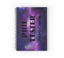 Phil Lester Defence Squad! Spiral Notebook