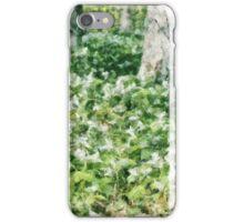 Field of Trillium iPhone Case/Skin