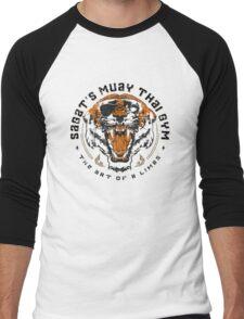 Sagat's Muay Thai Gym Men's Baseball ¾ T-Shirt