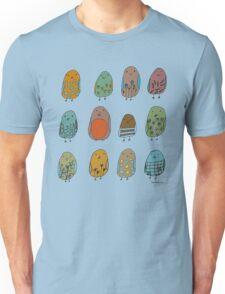 assorted birds Unisex T-Shirt