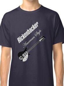 Rickenbacker American Style  Classic T-Shirt