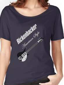 Rickenbacker American Style  Women's Relaxed Fit T-Shirt