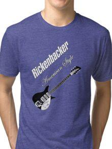 Rickenbacker American Style  Tri-blend T-Shirt