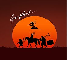 Go West by Logia