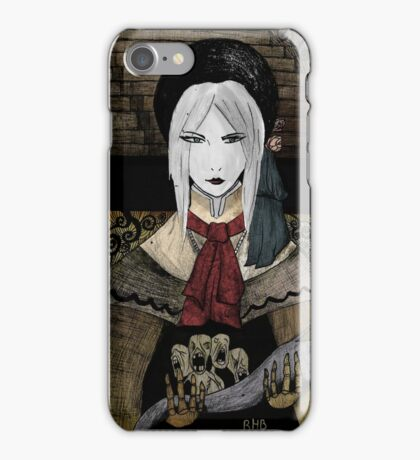 Dolly doll doll iPhone Case/Skin