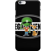 legal aliens salute iPhone Case/Skin