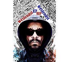 Ice-T Photographic Print