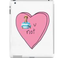 Ken u not?  iPad Case/Skin