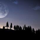 Moonlight Ridge by dougf