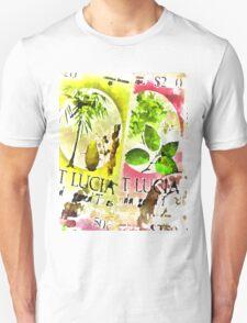 St Lucia Unisex T-Shirt