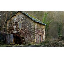Old Mill Photographic Print