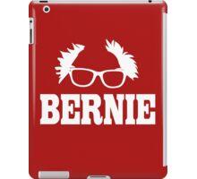 Bernie sanders 2016 geek funny nerd iPad Case/Skin