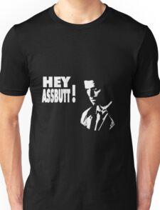 Hey ASSBUTT_supernatural Unisex T-Shirt