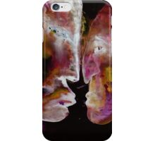 Walk away from madness! iPhone Case/Skin