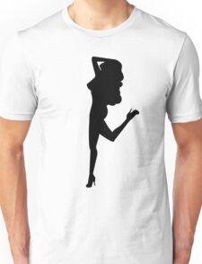 Sexy Woman Unisex T-Shirt