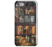 The Pumpkin costume iPhone Case/Skin