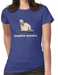 Junglist Massive Womens Fitted T-Shirt