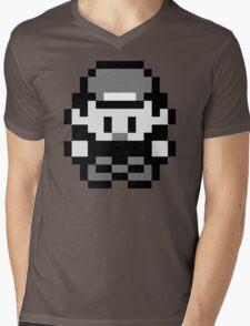 Pokemon Red Mens V-Neck T-Shirt