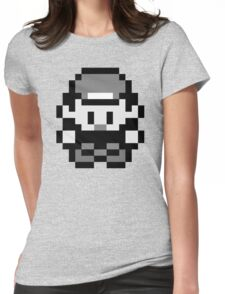 Pokemon Red Womens Fitted T-Shirt