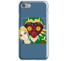 We All Wear A Mask iPhone Case/Skin