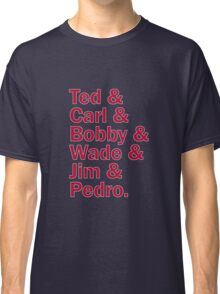 Boston Red Sox Hall of Fame Classic T-Shirt