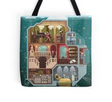The tip of the iceberg Tote Bag