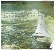 storms.... Poster