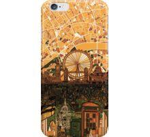 London skyline abstract 3 iPhone Case/Skin