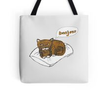 He's not really French... (he just thinks he is) Tote Bag