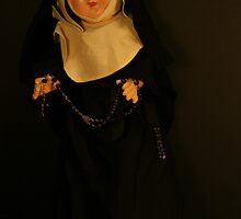"""""""Nun of Your Business"""" by frogwithwings"""