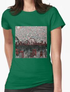 London skyline abstract 4 T-Shirt