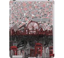 London skyline abstract 4 iPad Case/Skin