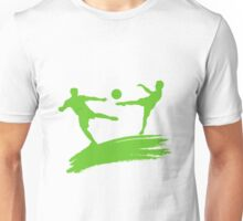 Soccer Players Unisex T-Shirt