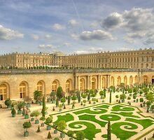 Orangerie at Versailles, Paris. by robheath