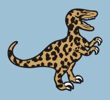 Velocelot (Velociraptor Ocelot) by jezkemp