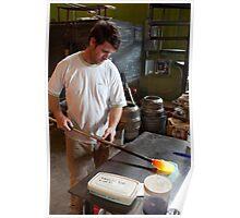 Glassworks 10 Poster