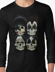 Killer Kiss  Long Sleeve T-Shirt