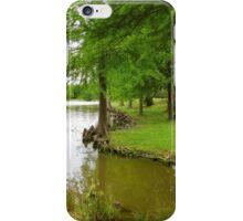 Cypress Knees iPhone Case/Skin