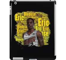Eric Bledsoe Word Art iPad Case/Skin