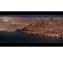 San Francisco Fog Photographic Print