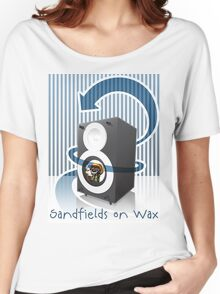 Sandfields on Wax T-Shirt Women's Relaxed Fit T-Shirt