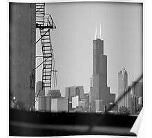 Chicago Gothic #3 Poster