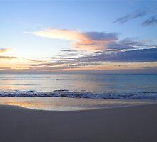 Beach Blue by Lynn Armstrong