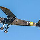 Morane-Saulnier MS.505 Criquet DM+BK G-BPHZ by Colin Smedley