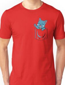 Happy Pocket Unisex T-Shirt